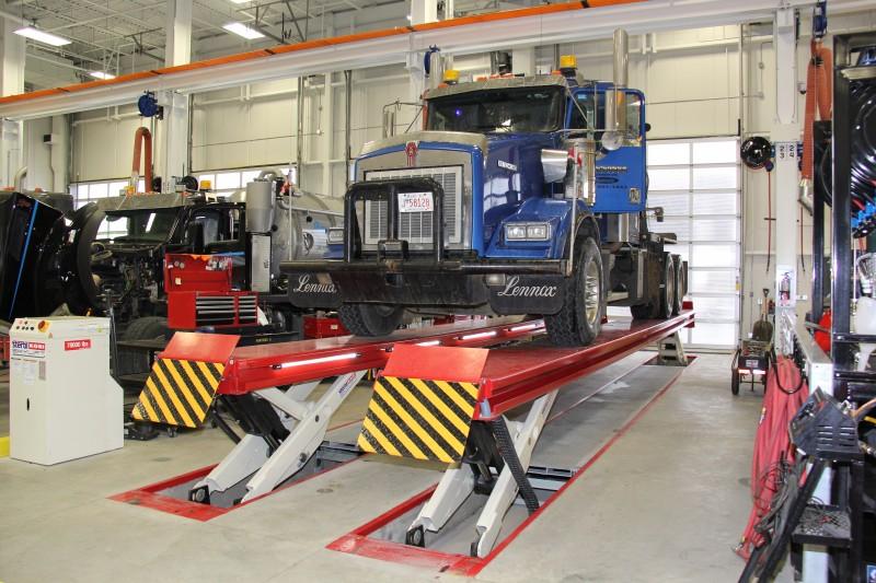 Edmonton Kenworth Services