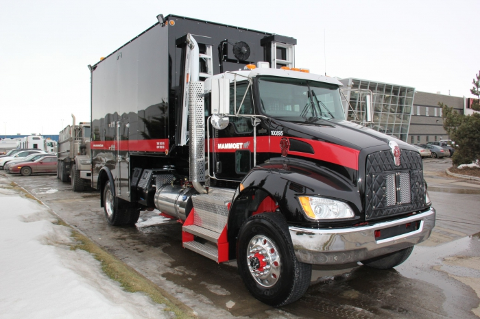 Edmonton Kenworth T370