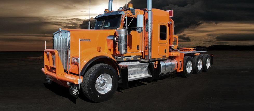 Edmonton Kenworth Truck Models