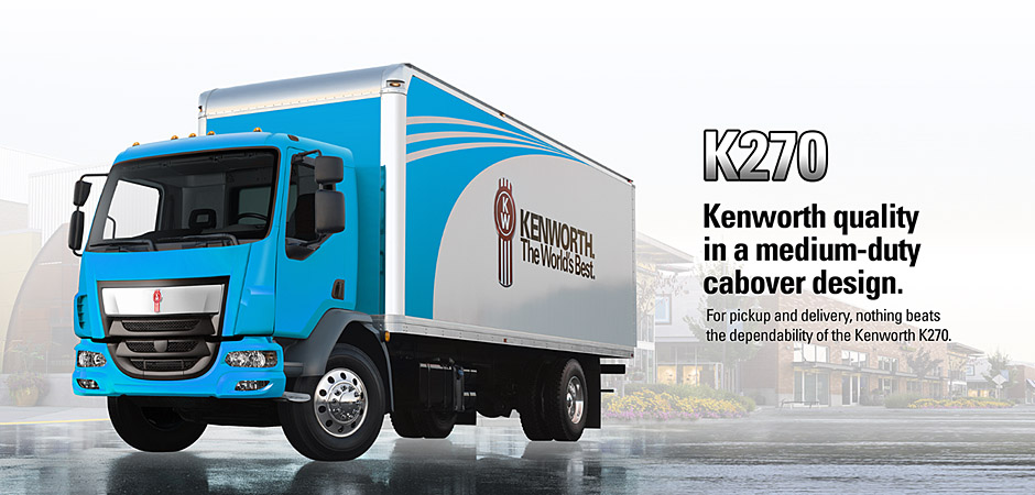 Kenworth K270