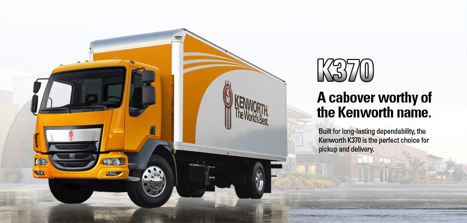 Kenworth K370