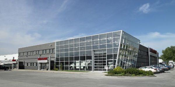 Edmonton Kenworth West Location