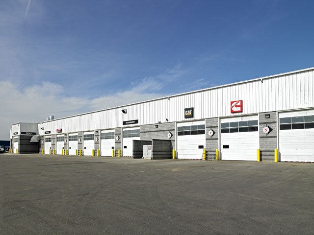 Edmonton Kenworth West Location