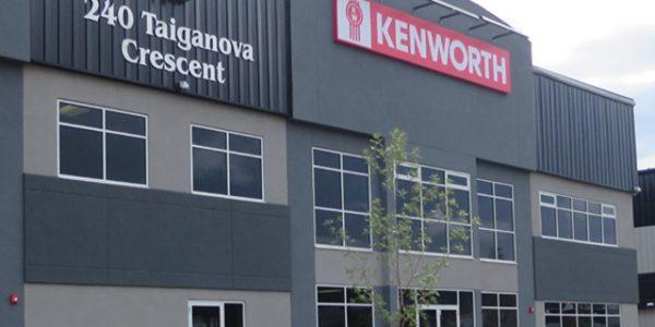 Edmonton Kenworth Fort McMurray Location