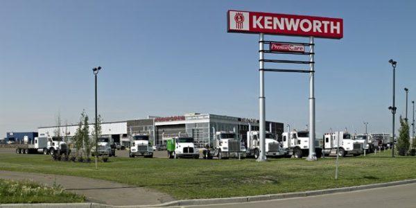 Edmonton Kenworth Lloydminster Location