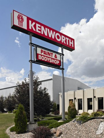 Edmonton Kenworth East Location