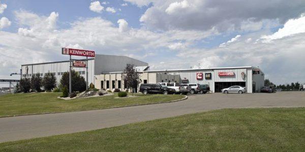 Edmonton Kenworth East Location