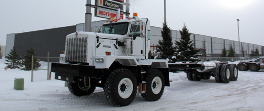 White-C550-Bed-Truck-Chassis