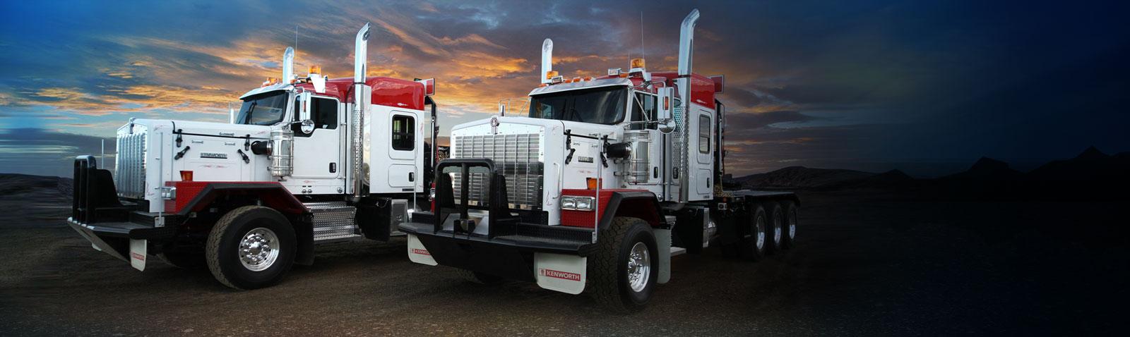 Kenworth C550 Truck