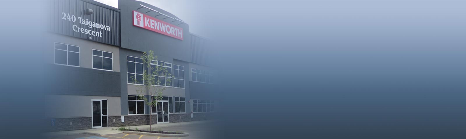 Kenworth Fort McMurray Location